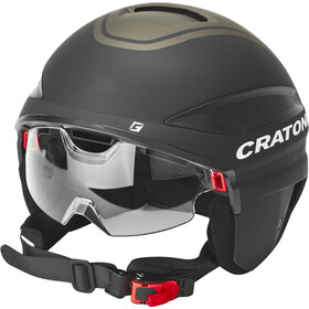 Cratoni Vigor Casque S-Pedalec, black matte